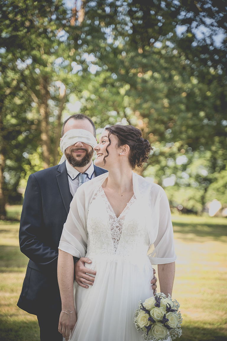 First look mariage